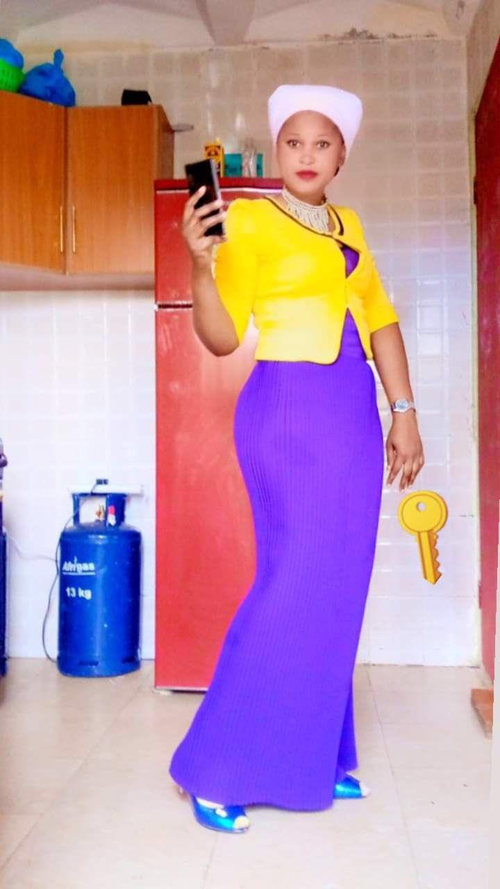 Susan naumu Akorino Nudes