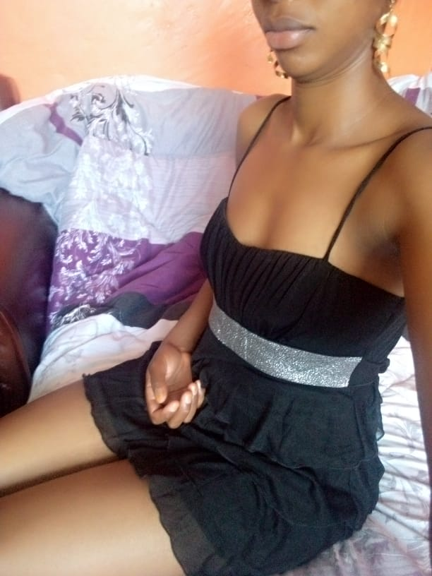 Stacy Hot Nakuru babe with Sweet Tight Pussy